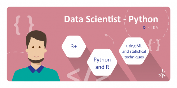 Data Scientist - Python